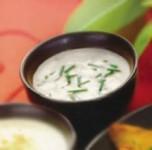 Соус для картофеля фри с чесноком и луком