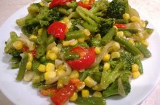 Попурри из овощей